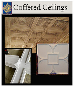 Coffered Ceiling panels from Imperial