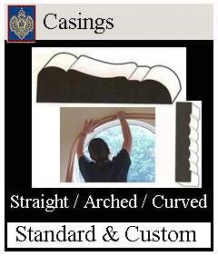Imperial Casings arched and curved